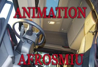 Animation all Truck Steering Wheels