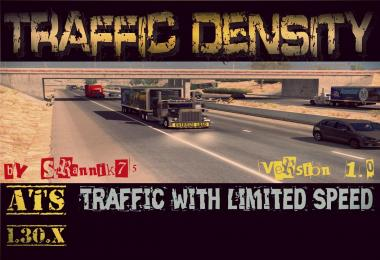 ATS Traffic Density v1.0