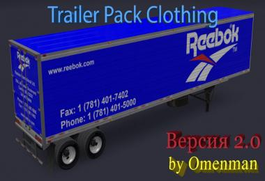 [ATS] Trailer Package Clothing 1.30.x