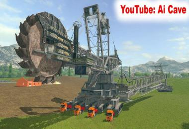 Biggest in the world excavator v1.4