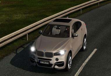 BMW x6 1.30.x (Slower Engine) More realistic v1.0