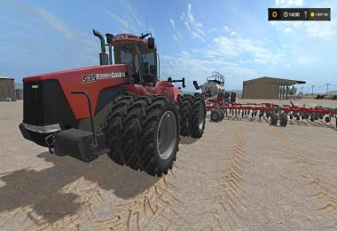 Case IH Steiger 535 GPS beta