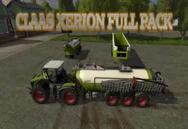 CLAAS XERION FULL PACK final