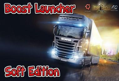ETS2 Boost Launcher (Soft Edition)