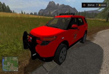 Ford Fire Department v1.0