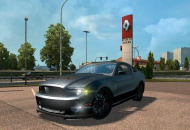 Ford Mustang (NFS Edition) v2.0