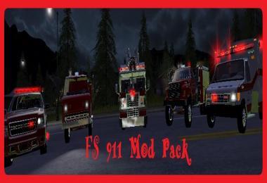 FS 911 Pack v1.0