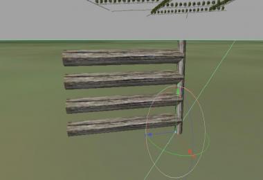 FS17 Fence v1.0