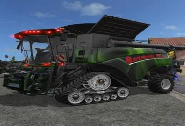 New Holland NOS Hardcore Pack v3.0