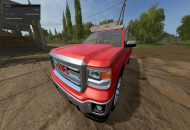 GMC SIERRA 1500 Edited v1.0