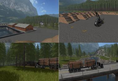 Greatwoods Map v1.0.0