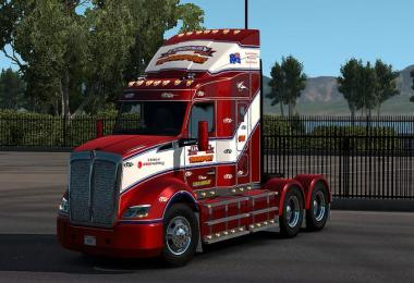 GTM Team Australian Kenworth T610 + Addons Released v1.0