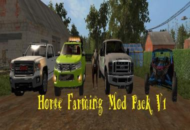 Horse Farmer Pack beta v1.0