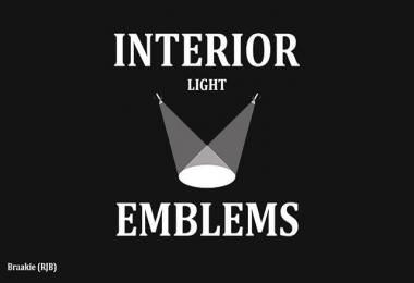 Interior Lights & Emblems v3.1 1.28.x-1.30.x