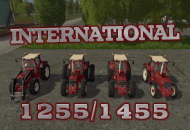 INTERNATIONAL 1255/1455 v2.0
