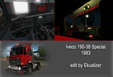 Iveco 190-38 Special Edit by Ekualizer (18.02.18) 1.30
