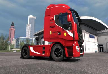 Iveco Hi-Way Scuderia Ferrari Formula One Team Edition 1.30.x