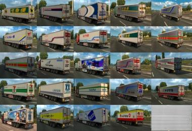 Japanese Company Trailer Pack v1.0