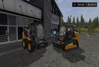 JCB SkidSteer 260 & 325T Pack v1.0