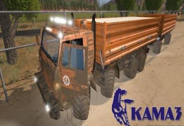 KAMAZ 6350 8x8 v1.1
