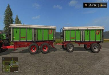 Kroeger with Fendt Skin – DH v1.0