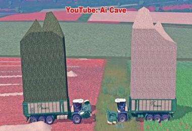 Krone Big L 500 by gamenods v1.0