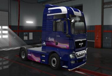 MAN TGX Advanti skin 1.30