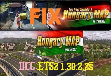 Map of Hungary + new textures v1.0.2