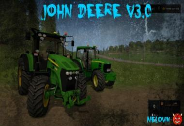 Mod Packs John Deere v3.0