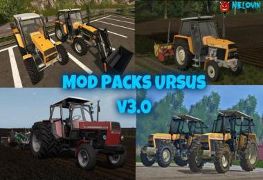 Mod Packs Ursus v3.0