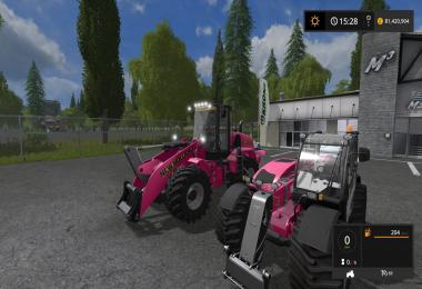 New Holland Loaders by Stevie