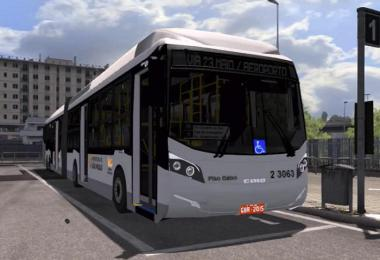 NEW MEGA LONG BUS MOD 1.30.x