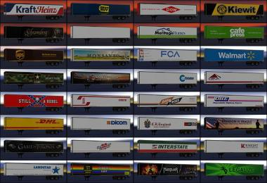 New USA Trailers pack v3.0