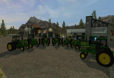 OLD IRON John Deere Pack v1.0