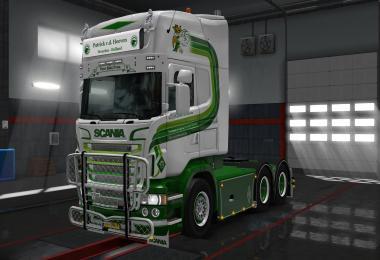 Patrick vd Hoeven Scania RJL skin