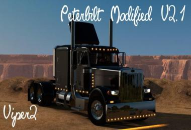 Peterbilt 389 Modified v2.1 1.30.x