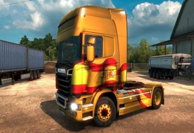 Realistic Truck Physics by rust200 v1.0 1.30.x