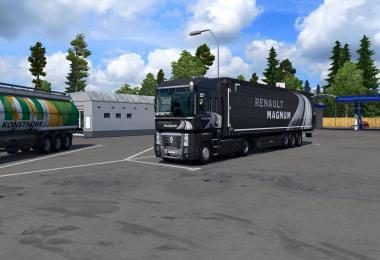 Renault Magnum Updates v18.02