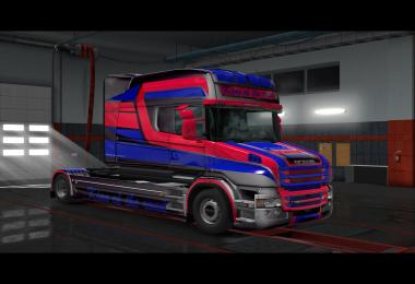 Scania British Metallic v1.0