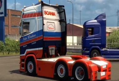 Scania OEM C500 Combi v1.0