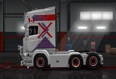Scania RJL 4 Serie Nor Cargo Skin v1.5