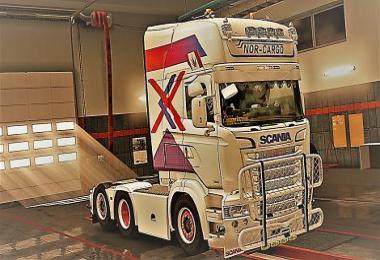 Scania RJL R & S Nor Cargo Skin v1.5