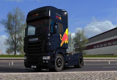 Scania RJL - Red Bull Racing Formula One Team 2018 Edition 1.30.x