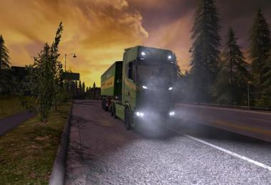 Scania S 3 axle v2.0