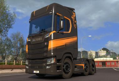 Scania S High Roof (New Generation) Skin by l1zzy v1.0.5