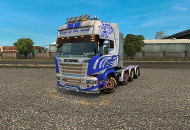 Scania Streamline Eagle v1.0