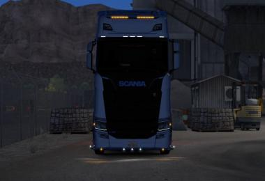 Scania Trucks for ATS v1.5
