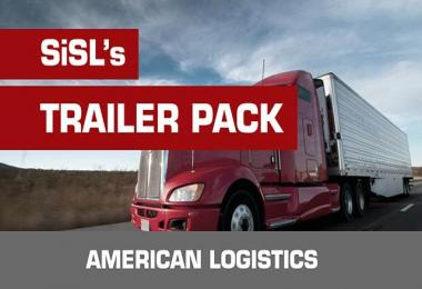 SiSL's Trailer Pack USA v1.0 1.30.x