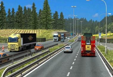 Traffic density by Cip 1.30d + Addon for Eastern Express v10.8