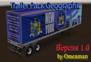 Trailer Pack Geographic v1.0